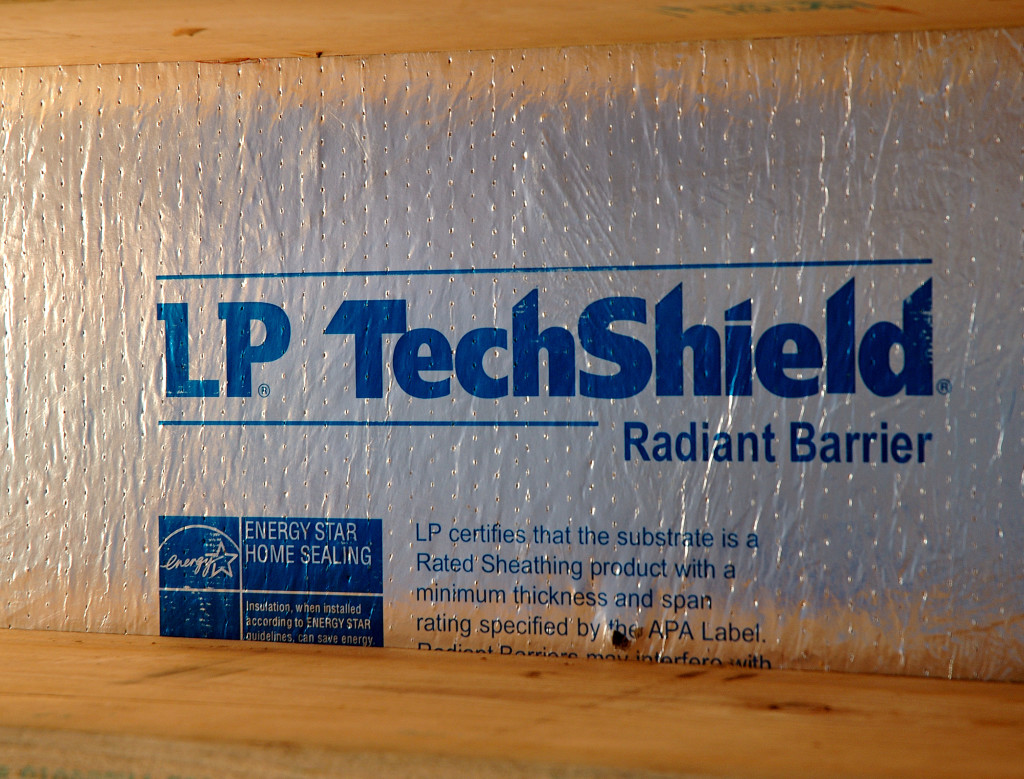 Radiant Barrier From LP