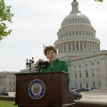 US Sen. Shaheen introducing energy efficiency bill.