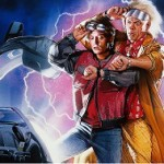 back to future wall paper