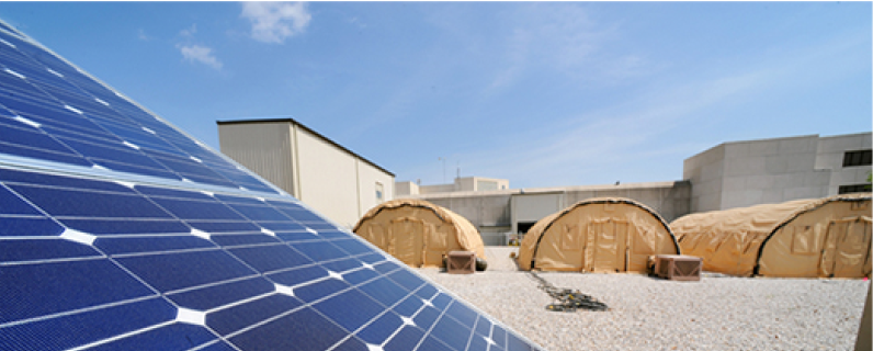Fort Bliss Microgrid
