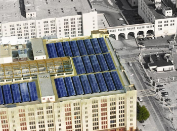 Brooklyn Army Terminal Solar Arrays