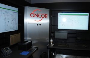 Oncor Microgrid Controller Station