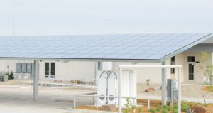 Oncor Microgrid Solar Carport and Energy Storage System