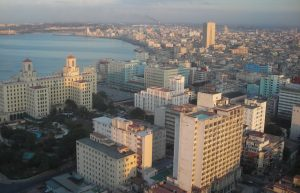 energy projects in Cuba