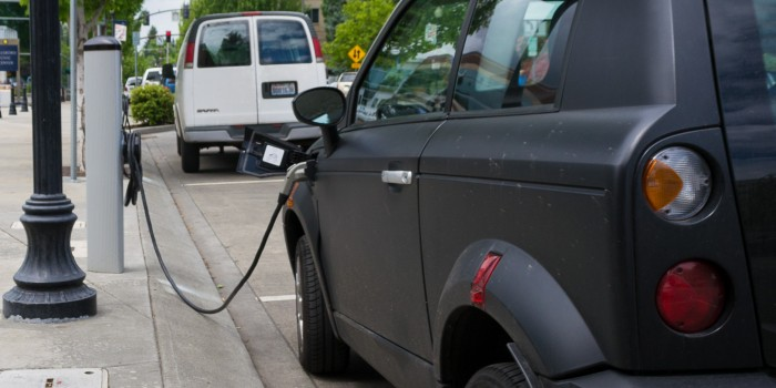 Solving Electric-Vehicle Popularity Problems with Smart EV Charging