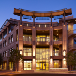 UC Irvine's LEED-platinum certified Gross Hall is one of the most energy-efficient labs in the U.S.
