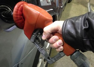 Pumping_gas_by_hand