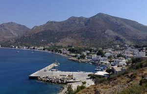 Island of Tilos, Greece