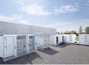 Battery Diesel grid-connected microgrids.Ausnet