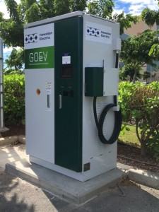 EV charger plus energy storage