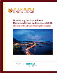The Microgrid Knowledge Special Report on Microgrid Financing - Download it Now