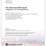 integration and interoperability of advanced microgrids
