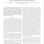 communication infrastructures