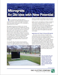 Microgrids S&C Electric