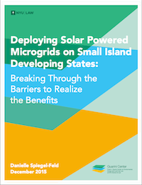 solar powered microgrids
