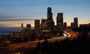 Washington utility microgrids