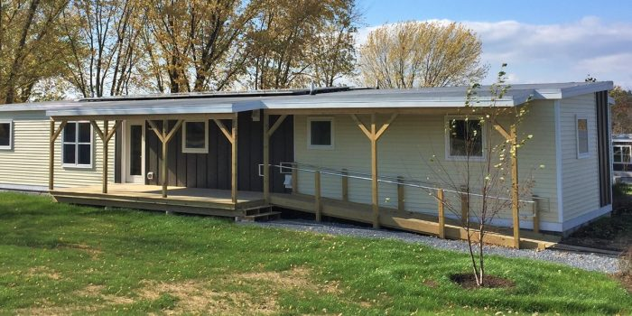 Rural America's First Modular Home Microgrid Community