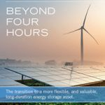 Microgrid Energy Storage Beyond Four Hours