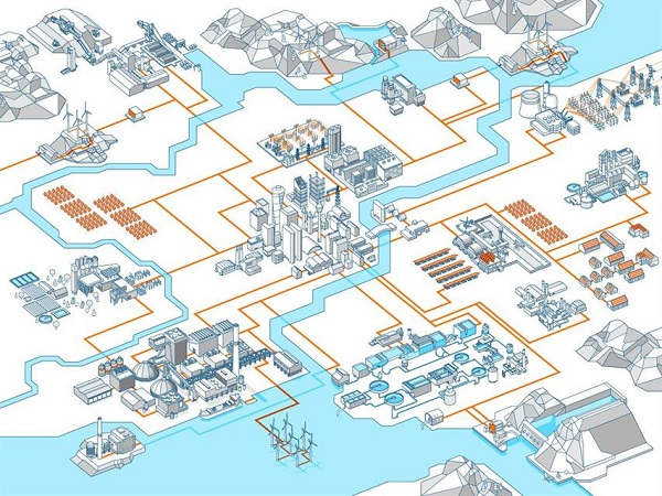 Microgrids will play a key role in a low-carbon future. (Photo credit: ABB)