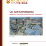 Microgrid Knowledge Guide to Gas Turbine Microgrids