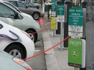 Evs and microgrids
