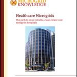 Microgrid Knowledge Special Report on Healthcare Microgrids