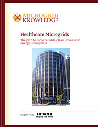 healthcare microgrids