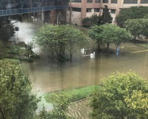 microgrids and Hurricane Harvey