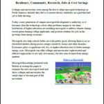 New Drivers for Campus Microgrids: Resiliency, Community, Research, Jobs & Cost Savings