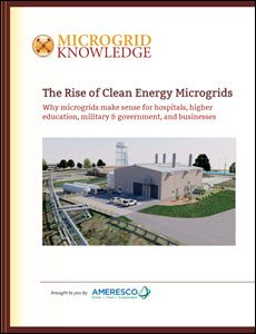 Commercial and Industrial Microgrid