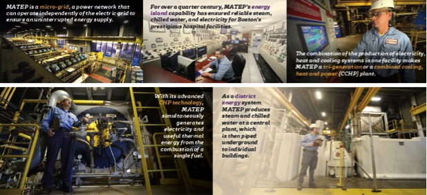 MATEP Microgrid Addresses Mission Critical Energy Needs