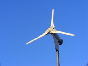 small wind microgrids