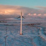 wind-powered community microgrids