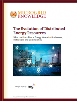Microgrids and Distributed Energy