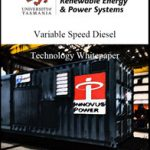 Variable Speed Diesel