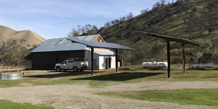 Microgrid Dreaming: California Gov. Brown Makes it Real at his Ranch