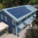 residential solar microgrid