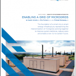 Smart Energy Infrastructure: Enabling a Grid of Microgrids