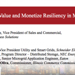 How to Value and Monetize Energy Resiliency in Microgrids