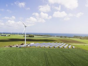 renewable microgrid