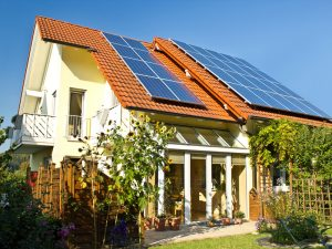 home battery storage
