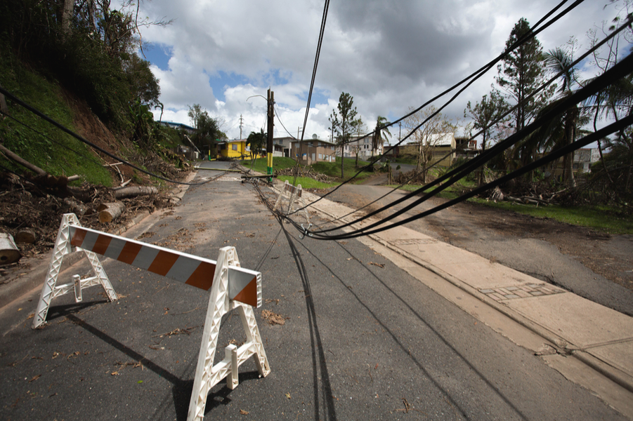 Industrial Microgrids Sought By Puerto Rico In Rfp