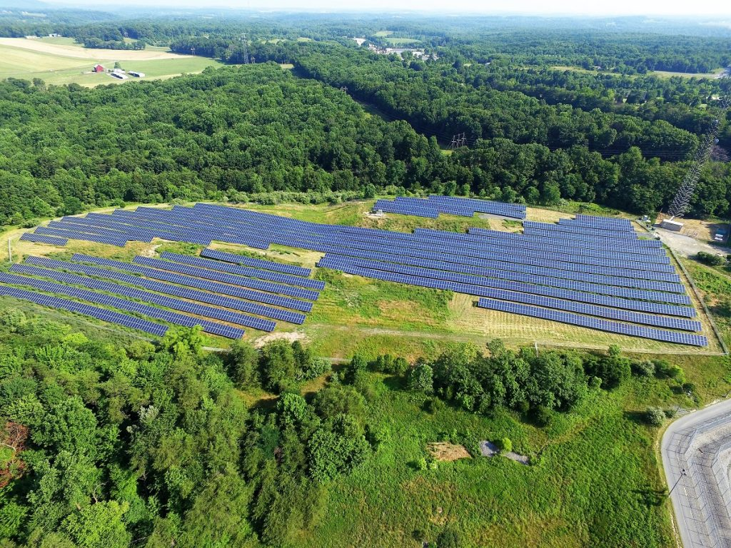 Montgomery County microgrids