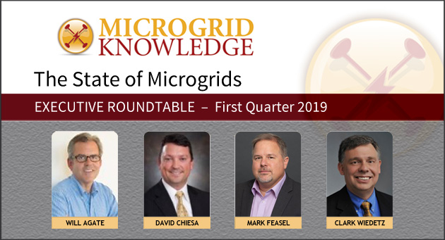 microgrid industry leaders