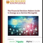 The Financial Decision-Makers Guide to Energy-as-a-Service Microgrids