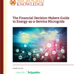 Energy-as-a-Service microgrids