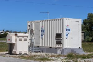 storage and microgrid