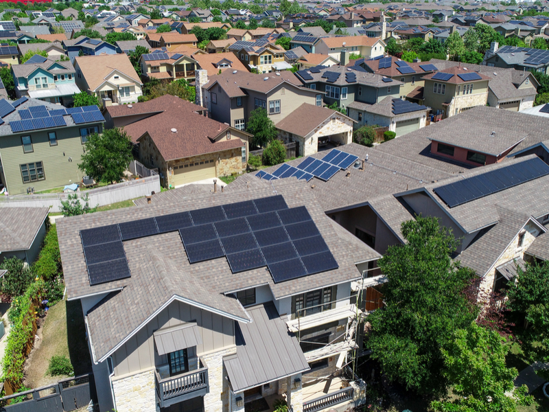 Distributed Energy Thrives in the Texas Competitive Retail
