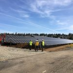 Washington State Public Utility Installs Solar as Part of $12M Microgrid