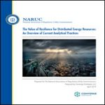 The Value of Resilience for Distributed Energy Resources: An Overview of Current Analytical Practices